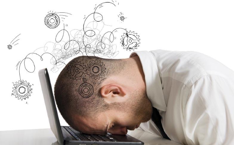 головная боль от усталости